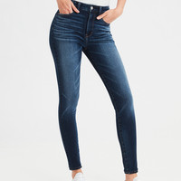 AE 360 Ne(X)t Level Super High-Waisted Jegging, Somber Navy