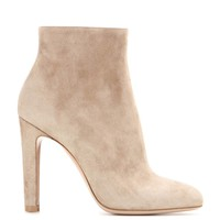 Dana High Bootie suede ankle boots