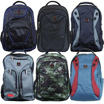 Pro Series Padded Laptop Backpacks