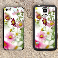 Beautiful flowers iPhone Case-Wildflowers iPhone 5/5S Case,iPhone 4/4S Case,iPhone 5c Cases,Iphone 6 case,iPhone 6 plus cases,Samsung Galaxy S3/S4/S5-140