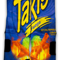 Takis Custom Elite Socks | CustomizeEliteSocks.com™