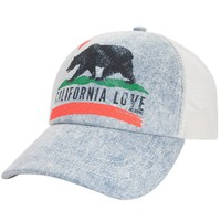 Billabong - Pitstop Trucker Hat | Indigo