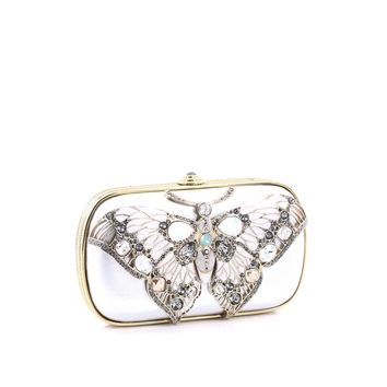 Buy Judith Leiber Papillon Butterfly Minaudiere Embellished 2025703