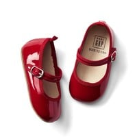 Patent leather mary janes | Gap