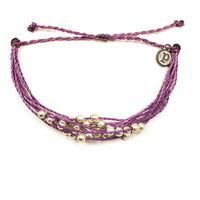 Pura Vida Platinum Purple