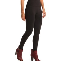 Sale-charcoal High Waist Leggings