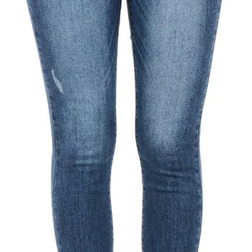"""Women's Mid Rise 29""""-Inseam Ankle Straight"""