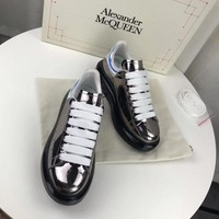 Alexander Mcqueen Oversized Sneakers With Air Cushion Sole Reference #1