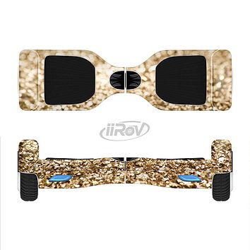 The Gold Glimmer V2 Full-Body Skin Set for the Smart Drifting SuperCharged iiRov HoverBoard