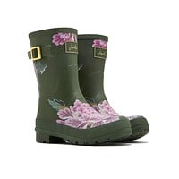 Molly Mid Height Welly Rain Boot by Joules
