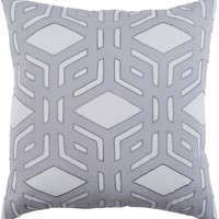 Millbrook Throw Pillow Gray