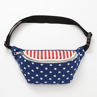 American Flag Fanny Pack