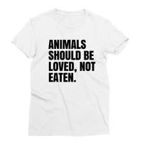 Vegan Love Vegan T-Shirt