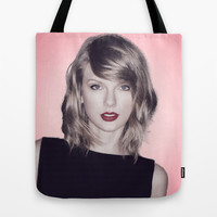 T. S. Tote Bag by Hands In The Sky