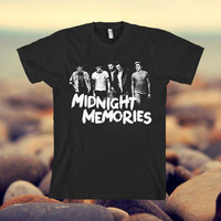 One Direction design clothing for T-shirt mens and T-shirt girls