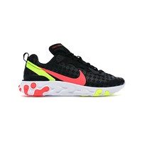Nike Men's React Element 55 'Black Crimson'