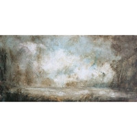 Watercolor Painting Print Art Painting Print Wall Art pond Wooded Landscape Watercolor Landscape Art Wall Art free shipping to US