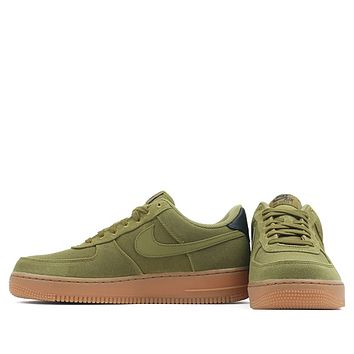 Nike Air Force 1 07 LV8 Style Camper Green