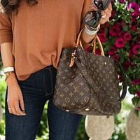 Louis Vuitton LV Hot Selling Classic Tote Bag Handbag Fashion Ladies One Shoulder Messenger Bag