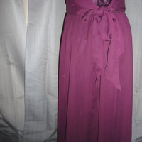 Plum Dress by Ann Taylor