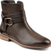 Sperry Top-Sider Clinton Bootie Brown, Size 11M  Women's Shoes