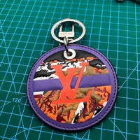 Louis Vuitton Lv M63839 Alpes Tab Bag Charm And Key Holder - Best Deal Online