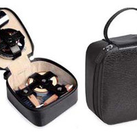 Leather Shoe Shine Kit by Rowallan available at GentSupplyCo.com