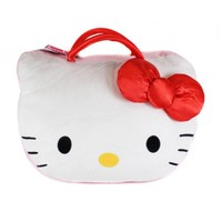 Hello Kitty Pillow and Throw Set by Sanrio