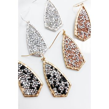 All That Shimmers Earrings