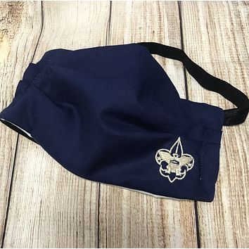 Boy Scout Washable Face Mask - Protective Face Covering