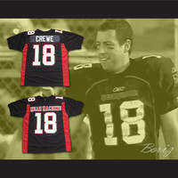 Longest Yard Mean Machine Football Jersey Paul Crewe Movie All Sizes