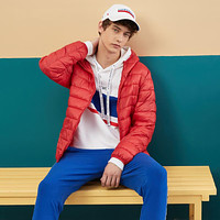 Padded Coat Men Winter New Student Hooded Light Cotton Clothes Youth Jacket Men