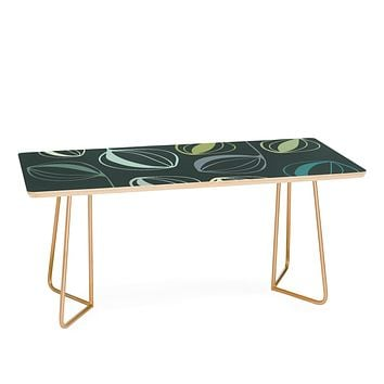 Morgan Kendall mid century pods Coffee Table