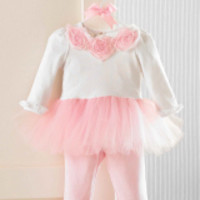 Tutu Legging Set | Baby | Mud Pie