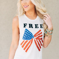 Free to Be Patriotic Tank