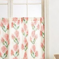 Stem-To-Stem Curtain by Anthropologie Pink 50 X 36 Curtains