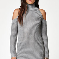 LA Hearts Cold Shoulder Tunic Sweater at PacSun.com