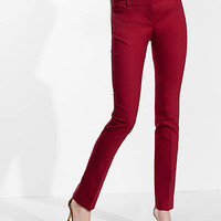 Low Rise Slim Leg Columnist Pant