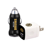 Mizco Boston Bruins 2-Pack Home and Away Chargers
