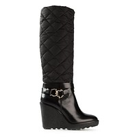 Moncler Grenoble 'Marie' quilted boots
