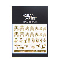 Wrap Artist Nail Decals - Oddities
