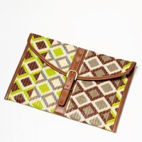 Missibaba laptop sleeve - wax print | Catalog Products | Shop | The South is Blooming