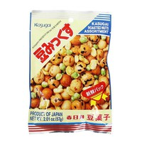 Kasugai Roasted Nuts Assortment, 2 oz (57g)