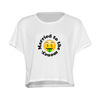 Married to the Money Tee