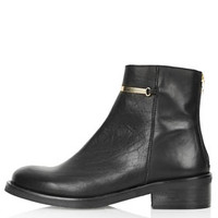 ARTHER Ankle Boots - Black