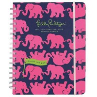 Lilly Pulitzer Monthly Planner, Tusk In Sun