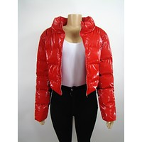 Hot Stuff Puffer Jacket