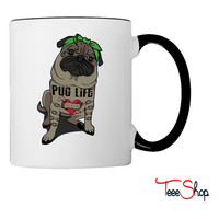 Pug Life Coffee & Tea Mug
