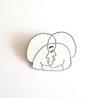 The Lovers Pin