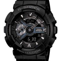 Casio Mens XL G-Shock - Ana-Digi - Negative 3D Dial - Anti-Magnetic Structure